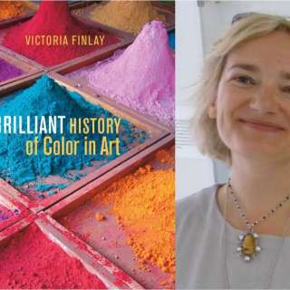 Discussion Bound: The Brilliant History of Color in Art