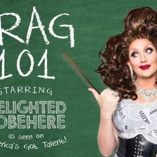The Magnetic Theatre and Delighted Tobehere present Drag 101