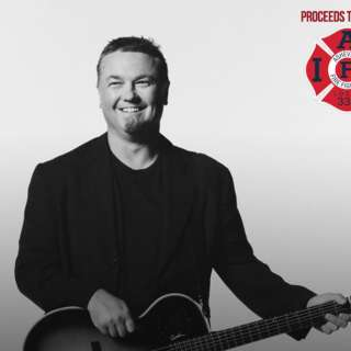 Edwin McCain Presented By Asheville Fire Fighters Association Local 332