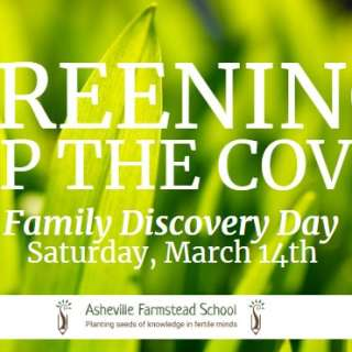 Family Discovery Day - Greening Up the Cove