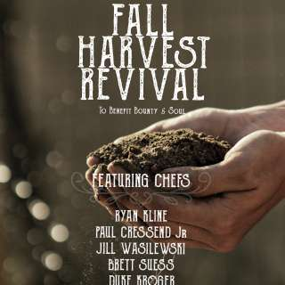 Fall Harvest Revival: Chef Collaboration Charity Dinner