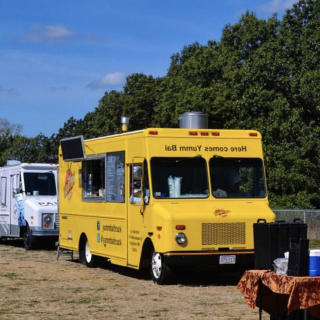 3rd Annual Asheville Food Truck & Craft Beer Festival
