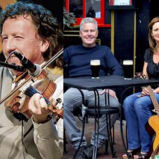 Irish fiddle virtuoso: Frankie Gavin with Tommy McCarthy & Louise Costello