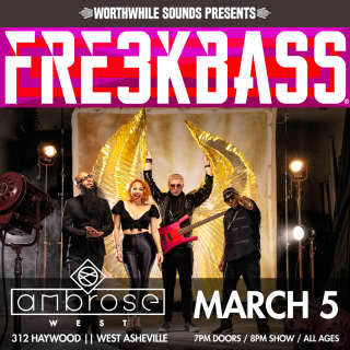 Worthwhile Sounds presents Freekbass