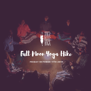 Full Moon Yoga Hike