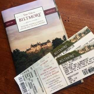 2 Day Biltmore Tickets