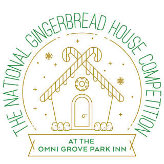 2019 National Gingerbread House Competition™ Display