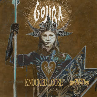 Gojira with special guests Knocked Loose & Alien Weaponry