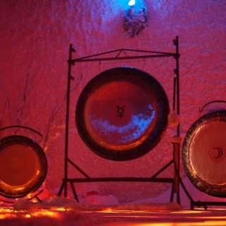 Gong Meditation at The Salt Spa of Asheville