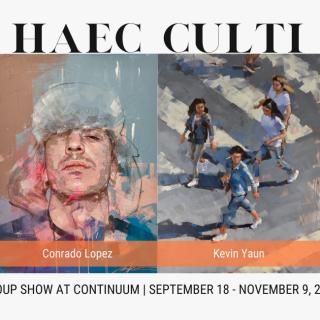 Gallery Opening: Haec Culti at Continuum Art
