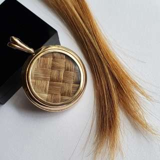 VIRTUAL: The Art of Hairwork Jewelry- A Brief History of Its Sentiments and How It Was Made