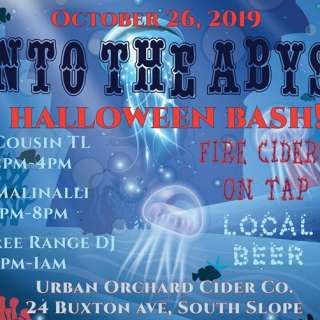 Into the Abyss:  Halloween and 6th Anniversary Party