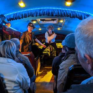 Ghosted: Comedy Bus Tour