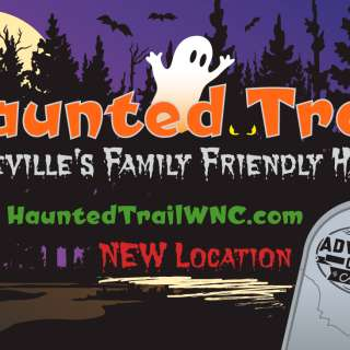 The Haunted Trail presented by Mellow Mushroom