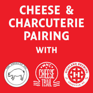 Highland Brewing Cheese and Charcuterie Pairing