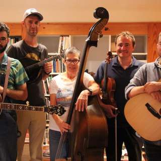 Tuesday Bluegrass Sessions hosted by Holly Hill Ramblers