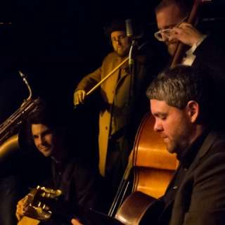 Lawn Concert: The Hot Club of Asheville