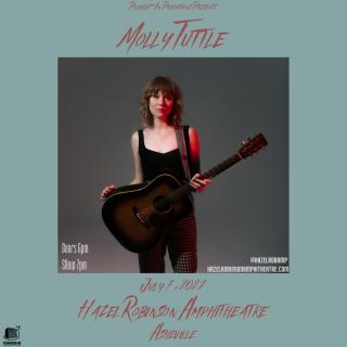 Molly Tuttle - Live at Hazel Robinson Amphitheatre!
