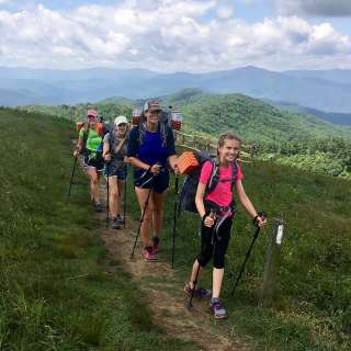 Women's Introduction to Backpacking Trip: April 25-26, 2020