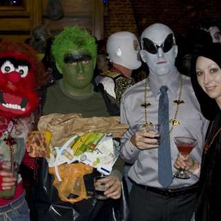 Pack's Annual Halloween Bash (w/ the Lowdown Band & Jesse Berry)