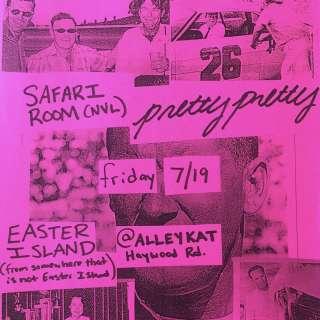 Easter Island (GA), Safari Room [TN] & PrettyPretty
