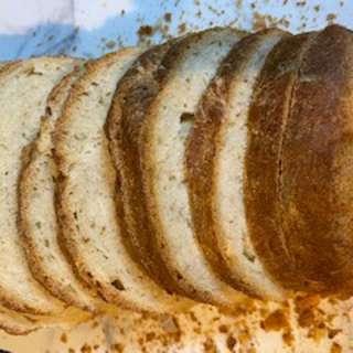 VIRTUAL: Gluten free bread-Online class