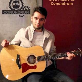 Conundrum Speakeasy Presents Lucas Dauphinas !