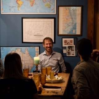 Supper Club: Down the Rabbit Hole!