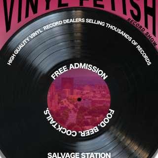 Asheville Vinyl Fetish Record Show