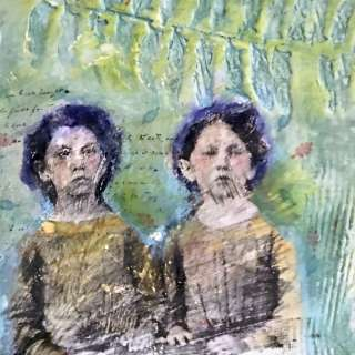 Contemporary Shrines, Image Transfers and Mixed Media with Gina Louthian-Stanley, June 15 & 16