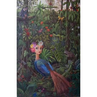 Harpies, Hybrids, and Hidden Worlds