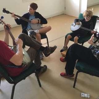Junior Appalachian Musicians (JAM)