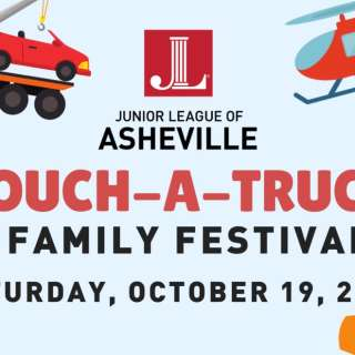 Touch-a-Truck Family Festival at Asheville Outlets