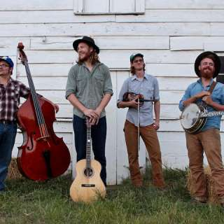 Tuesday Bluegrass Sessions hosted by the Jackson Grimm Band