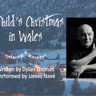 A Child's Christmas in Wales by James Navé