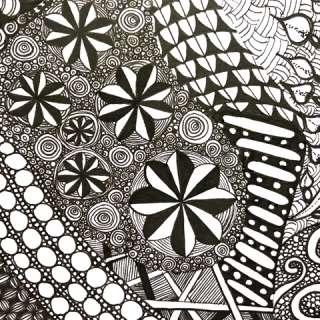 Art & Craft Workshop: Zentangle-Basics and Beyond