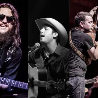 The Tulsa Revue featuring: John Fullbright, Paul Benjaman & Jacob Tovar