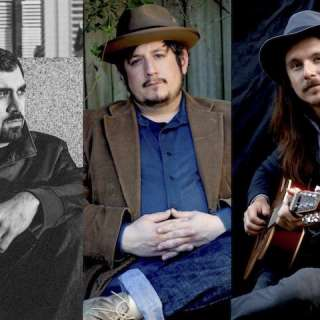 Americana Rising: An Evening in the Round with Nashville's Josh Gray, Jason Erie, and John Dennis
