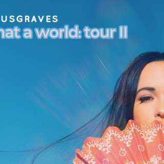 Kacey Musgraves' Oh, What a World: Tour II