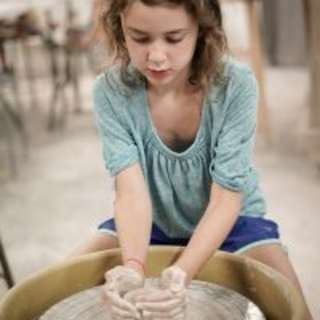 Kid's Class: Wheel Throwing, Hand-Building, and Beyond! Ages 10 – 14  Instructor: Allison Cochran