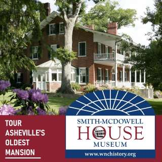 Smith-McDowell House Museum & WNC History Gallery Tour