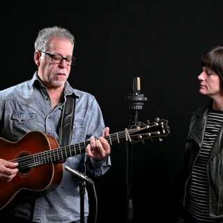 An Evening with Cliff Eberhardt and Louise Mosrie