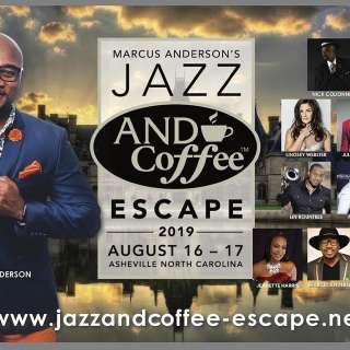 Marcus Anderson Jazz AND Coffee Escape