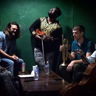 Mike Ramsey & The Five Ensemble with Sam Tayloe