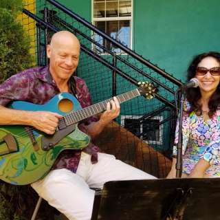 Sunday Brunch Live Music: Mark Guest and Mary Pearson