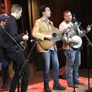 Tuesday Bluegrass Sessions hosted by Mason Via & Hot Trail Mix