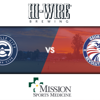 ACSC vs Georgia Revolution FC