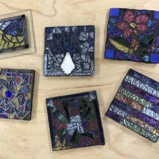 Arts & Crafts Workshop: Mosaic Coaster
