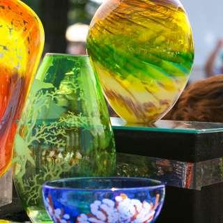 Mt. Mitchell Crafts Fair