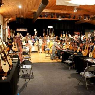 Mountain Acoustics Luthier Invitational